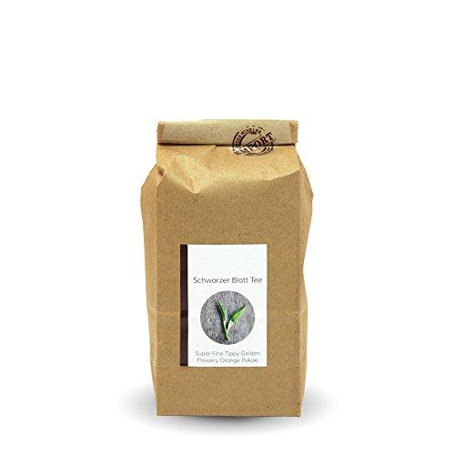 Schwarzer Blatt-Tee 250g aus zertifiziertem EM® Bio-Anbau aus Nepal / FTGFOP (Fine Tippy Golden Flowery Orange Pekoe)