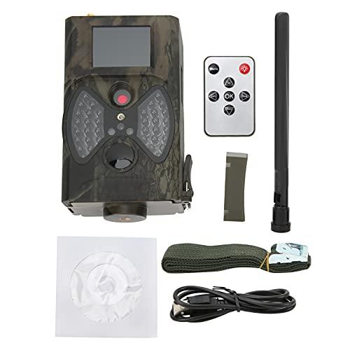OKAT Cámara de Caza HC300M, IP65, Impermeable, visión Nocturna por Infrarrojos, cámara HC300M, luz LED portátil para monitoreo de Vida Silvestre para Seguridad en el hogar
