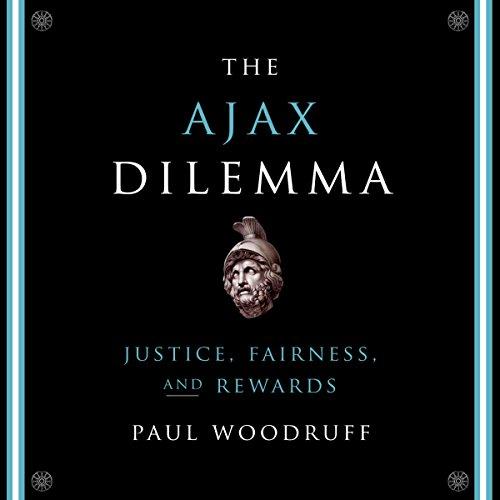 The Ajax Dilemma audiobook cover art