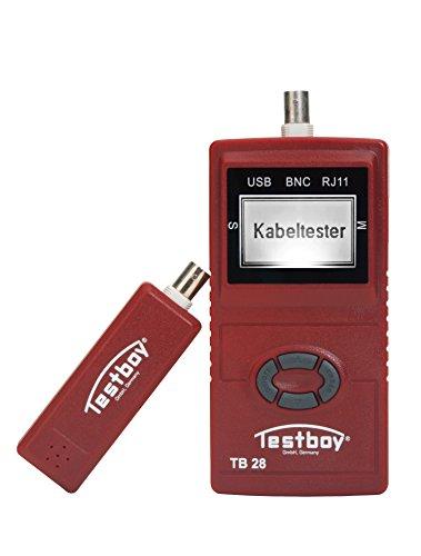 Testboy 28 - Netzverdrahtungstester
