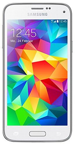 Samsung Galaxy S5Mini Smartphone (11,43cm (4,5pollici), Touchscreen, Fotocamera 8Megapixel, Processore Quad-Core da 1,4GHz, Android 4.4)