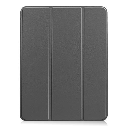 GoYi Case iPad Air 4, iPad Air 10.9 Inch 2020 Shockproof Protective Cover Defender with Pencil Holder Auto Wake/Sleep Kickstand for iPad Air 4th Generation-Gray