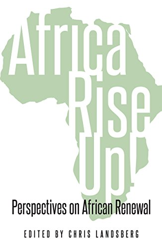 Africa Rise Up!: Perspectives on African Renewal (English Edition)