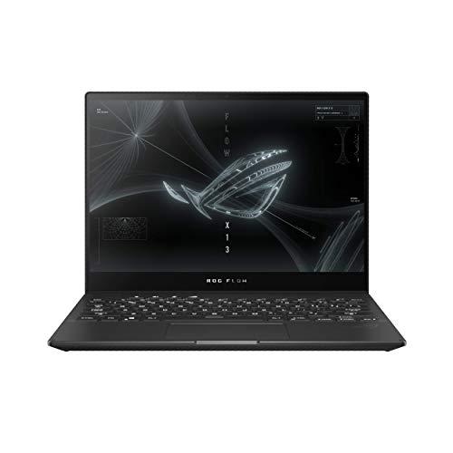 ASUS ROG FLOW X13 GV301QH-K6042T PC Portable Tactile 13,4'' FHD (AMD Ryzen R9-5900HS, RAM 16G, 512Go SSD, NVIDIA GeForce GTX 1650, WINDOWS 10) Clavier AZERTY Français