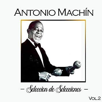 Antonio Machín, Seleccion de Selecciones, Vol. 2