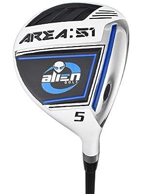 Alien Golf Area 51