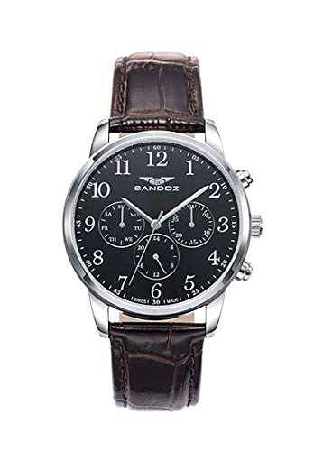 Orologio svizzero Sandoz Uomo 81441–55