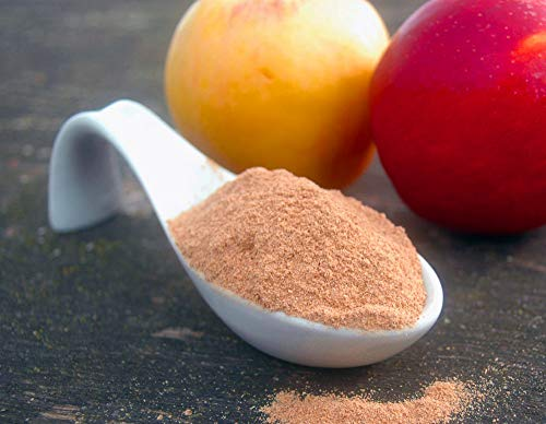 Naturix24 Apfelpulver, Apfel gemahlen 100g