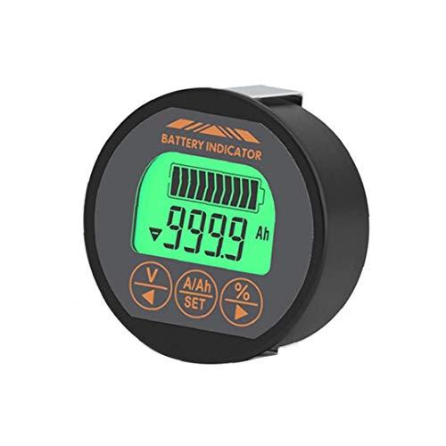 Sanfiyya Capacidad de la batería del Metro del probador del voltímetro del amperímetro del indicador TR16 120V 350A de Litio del Hierro de la Motocicleta UPS de Plomo