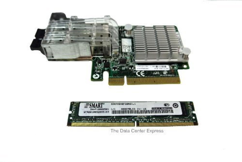 HP NC524SFP デュアルポート 10GbE モジュール 489892-B21 490712-001 (認定整備品)