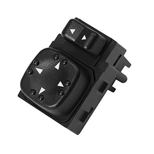 ATRACYPART Power Mirror Switch for | Chevrolet Silverado Tahoe Suburban,GMC Yukon Sierra | Years Model 2000-2002 | Replaces OE# 15045085, 19259975