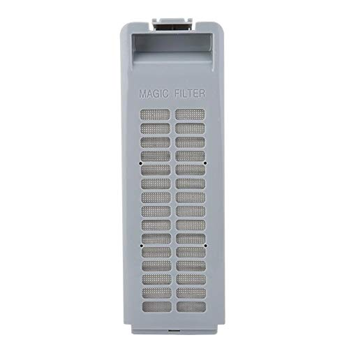 Tarente 2pcs Lavadora Filtro de Malla Fina Pelusa Apto for Electrolux EWT5512SW EWT6011SW EWT600