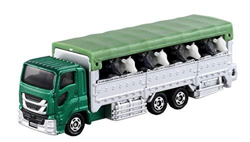トミカ 139 家畜運搬車
