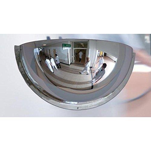 180 Grad Panoramaspiegel Rundumsicht Spiegel Sicherheitsspiegel Acryl - verschiedene Durchmesser, Größe:Ø 500 mm