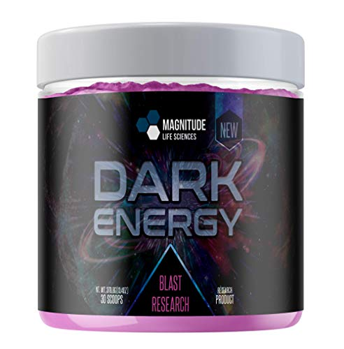 Powder of The Month Bundle Dark Energy with Handout on How to Increase Gains During Your Workout