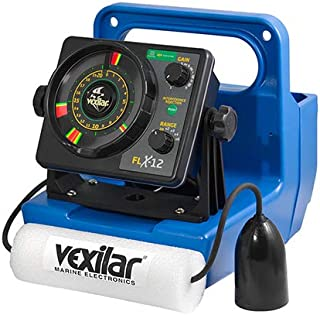Vexilar GPX1212 Inc, FLX-12 Genz Pack with 12 Ice-Ducer