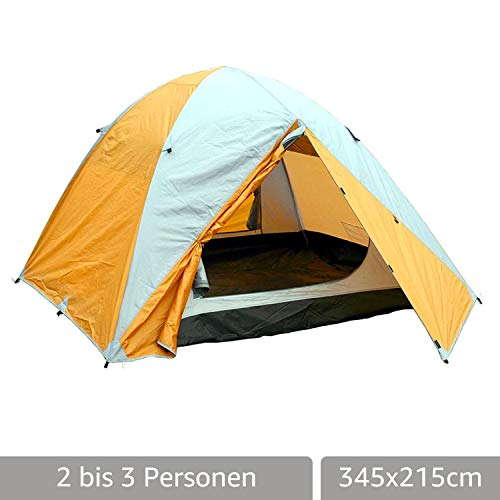 Tente de camping 3 places