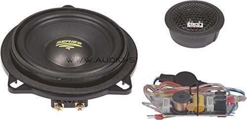Sistema de Audio - 100 BMW X 10 cm 2 way sistema para BMW