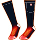 Cold Weather Battery Heated Socks for Men Women Cold Feet Extra Warm Socks