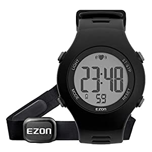 EZON Heart Rate Monitor Running Sport Watches