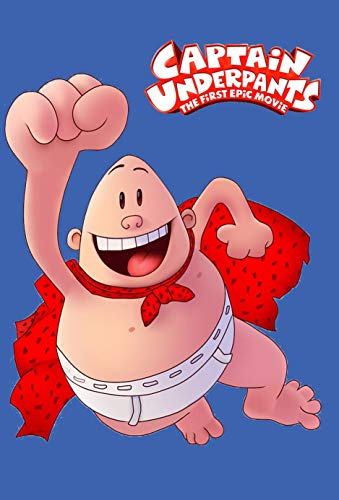 Captain Underpants The First Epic Movie Screenplay Kindle Edition By Erik Antony Humor Entertainment Kindle Ebooks Amazon Com