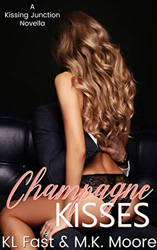 Champagne Kisses: A New Year's Novella (Kissing Junction, Tx Book 4) (English Edition)