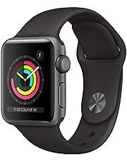 Apple MTF02ZD/A Watch Series 3 Smartklocka/GPS/AktiVitetsmätare, Grå