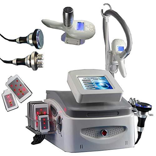 Schönheitsinstrument 4 In 1 Kavitation des Gewichtsverlust-40K Rf Cryolipolysis Lipo Laser, Fette Gefriermaschine
