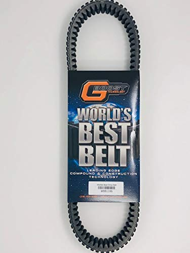 GBoost Worlds Best Belt - Polaris XP Turbo, RS1, Ranger