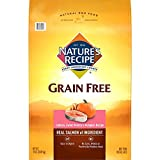 Nature's Recipe Grain Free Salmon, Sweet Potato & Pumpkin Recipe Dry...