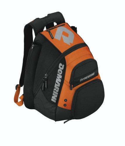 DeMarini VooDoo Paradox Backpack, Orange