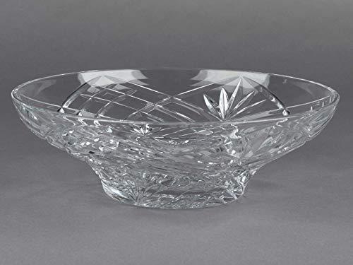 RCR 25599020006 Dekorative Melodia Obstschale aus Kristallglas, glas, 25 cm