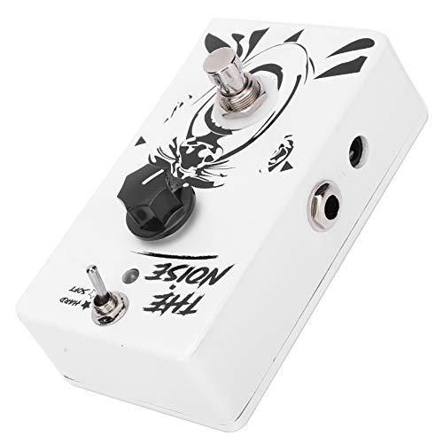 Accesorios para instrumentos, guitarra Noise Killer Pedal de guitarra resistente The Noise Gate Buena resistencia a la corrosión Durable para guitarra para músicos para sala de música