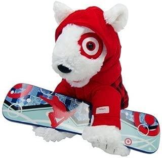 Target Exclusive Limited Edition 2013 Mascot Bullseye Plush St. Judes Childrens Hospital Dog