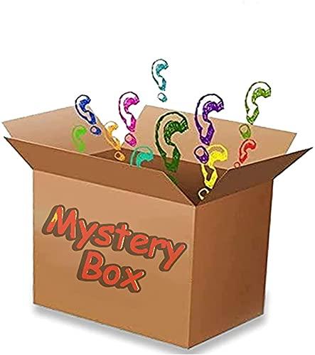 TRDISP 5 kg Caja de Misterio Grande Caja de Sorpresa electrónica Bolsa de Regalo Afortunado, Caja ciega, Llena de emoción, ¡Todo es Posible!
