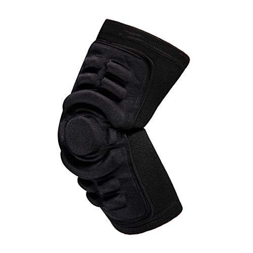 Gomitiera unisex, uomo donna, supporto da braccio per il pattinaggio con cuscinetto in gel, protezione elastica per gomito, ciclismo, palestra, sport, antiscivolo,arrampicata,supporto protettivo