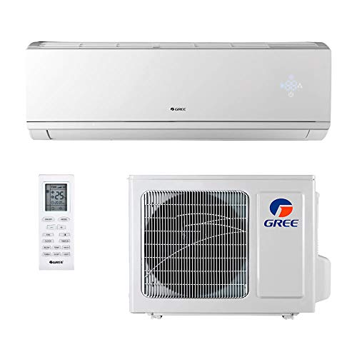 Ar Condicionado Split Gree Eco Garden Inverter 9000 BTUs Quente/Frio 220V