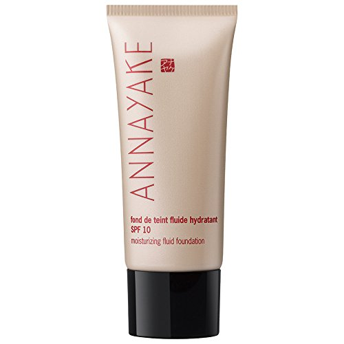 Annayake - Fond de Teint Fluid Hydration - Moisturizing Fluid Foundation - 20 Rosé Rose - 30ml
