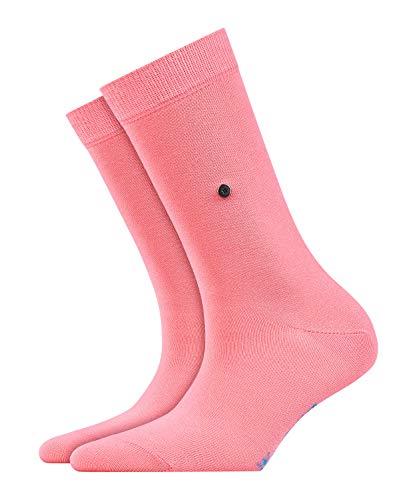 Burlington Damen Lady W SO Socken, 1er Pack, Rosa (Rose 8907, 36-41