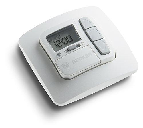 Becker Zeitschaltuhr SunWindControl SWC62 in weiß