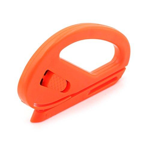 Terrarum 1 x Autofaser Vinylfolie Aufkleber Sicherheit Cutter Messer Klinge Werkzeug Auto Styling Werkzeug