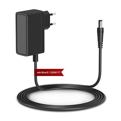 Cable de carga de repuesto para Bosch Siemens 12006117, fuente de alimentación para Athlet Runtime Plus 25,2 V, Athlet 25,2 V, Bosch Zoo'o 25,2 V