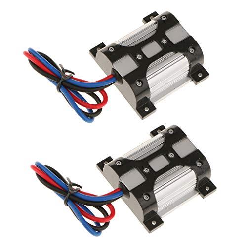 KESOTO 2 Piezas de Fácil Instalación de Seguridad de Audio para Automóvil Supresor de Ruido Eliminación de Filtro Estéreo