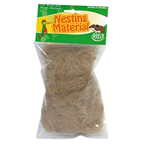 Hatchwell Natural Nesting Material for Pet Birds