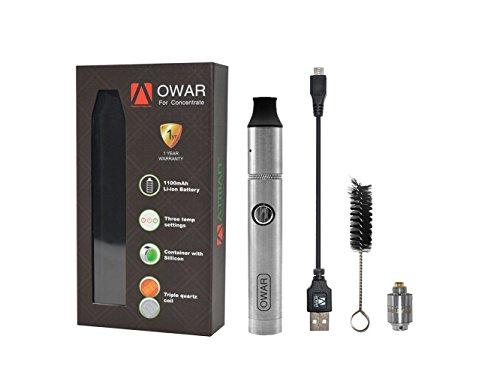 cigarrillo electronico,Atman® OWAR cera&picadillo e-cig