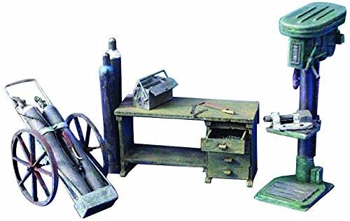 Plus-Model 94 - Werkstatt Einrichtung