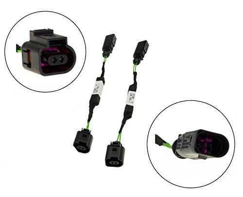 Preisvergleich Produktbild Adapter-Universe® LED Kennzeichenbeleuchtung Adapter Kabel CanBus Lastwiderstand