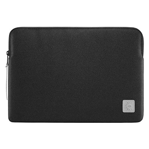 Comfyable Laptop Sleeve for 13 Inch MacBook Air 2020 & MacBook Pro 13 Inch 2016-2020, Waterproof Computer Case for Mac, Black