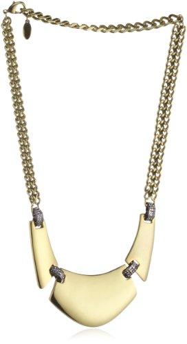 Pilgrim Damen-Halskette Wandering vergoldet 40(+12) cm 191232111