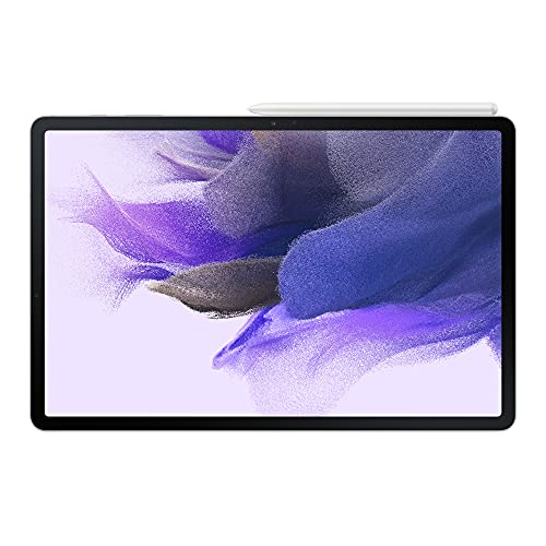 Samsung - Tablet Galaxy Tab S7 FE de 12,4 Pulgadas con 5G y Sistema Operativo Android 64GB Plata ES Version